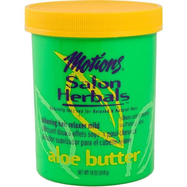 Motions Relaxer Salon Herbals Mild 18 oz