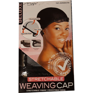 Magic Stretchable Weaving Cap No 2269STR
