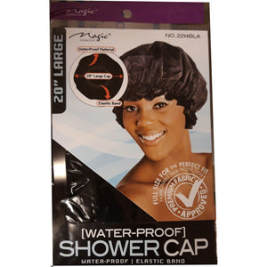 Magic Shower Cap Number 2214BLA