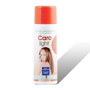 Caro Light Natural Whitening Oil Aloe Vera 125 ml