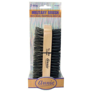 Annie 2 Way Military Brush