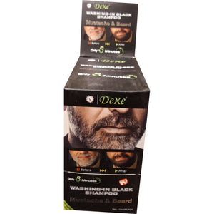 Dexe Washing-in Black Shampoo 24 pieces