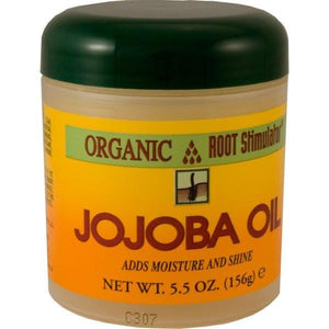 Organic Root Jojoba Oil 5.5 oz