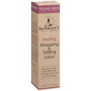 Dr Miracle Wrapping and Setting Lotion 6 oz