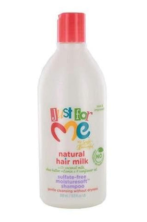 Just for Me Natural Hair Milk Sulfate-free Moisturesoft Shampoo 399 ml