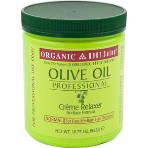 Organic Root Olive Oil Professional Relaxer Normal 532 g