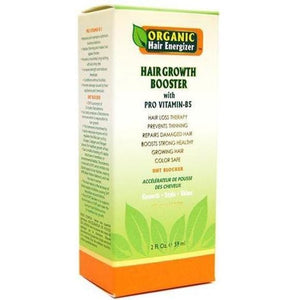 Organic Hair Energizer Hair Bososter 59 ml