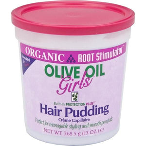 Organic Root Olive Oil Pudding Girls 368,5 g