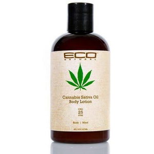 Eco Cannabis Sativa Oil Body Lotion 237 ml