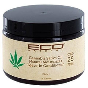 Eco Natural Cannabis Sativa Oil Natura Moisturizer Leave-in Conditioner 355 ml