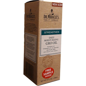 Dr. Miracle Gro Oil 4 oz