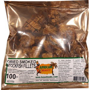 Dried Smoked Stock Fillets 100 g
