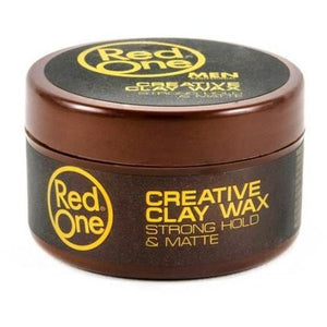 Redone Men Creative Clay Wax Strong Hold Matte 100 ml