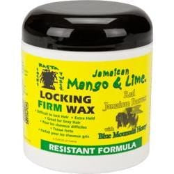 Jamaican Mango & Lime Locking Firm Wax 8 oz