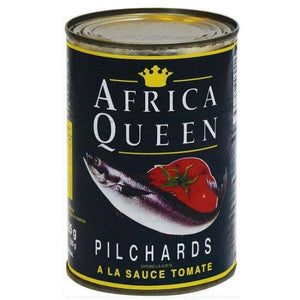 Africa Queen Pilchards Tomato Sauce 425 g