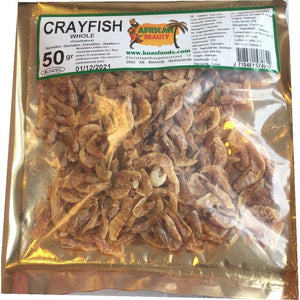 African Beauty Crayfish 50 g