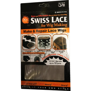 Swiss Lace Wig Making Cap