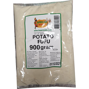 African Beauty Potato Fufu 900 g