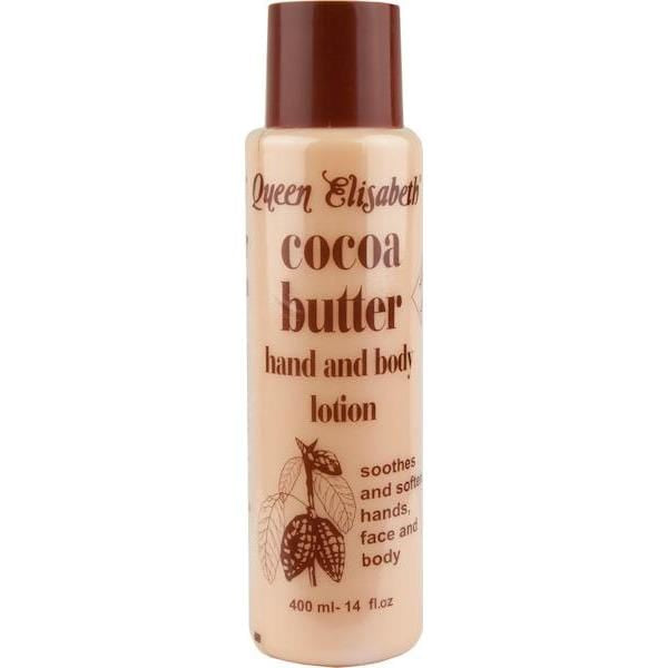 Queen Elisabeth Cocoa Butter Lotion 400 ml