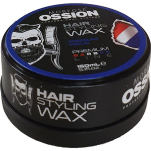Ossion Hair Styling Wax Medium Hold 150 ml