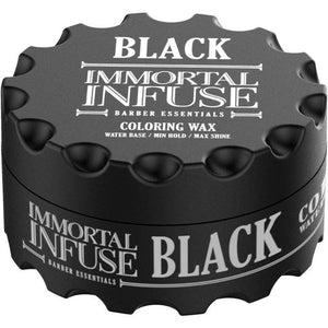 Immortal Coloring Black Wax 150 ml