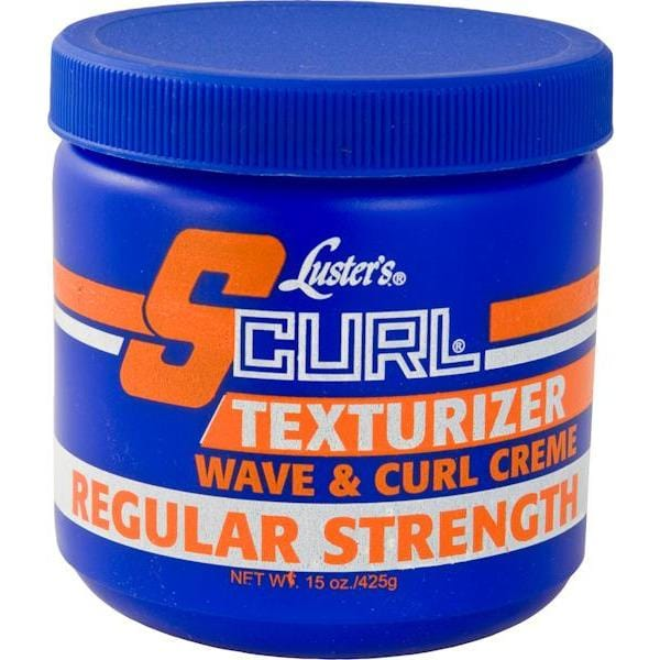 S-Curl Wave & Curl Cream Texturizer Jar Regular 15 oz