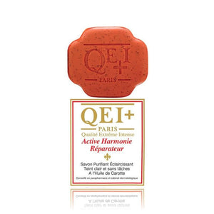 QEI + Active Harmonie Reparateur Exfoliating Purifying Soap 200g