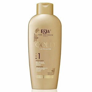 Fair and White Gold Ultimate Argan Gel Douche 1000 ml