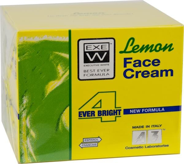 A3 Lemon Face Cream 4 Ever Bright 500 ml