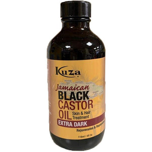 Kuza Jamaican Black Castor Oil Extra Dark 188 ml