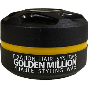 Hairwax - Glorie Fixation Dry Styling Wax One Million 150 ml