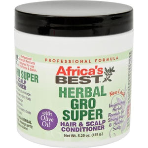 Africa's Best Organics Herbal Gro 5.25 oz