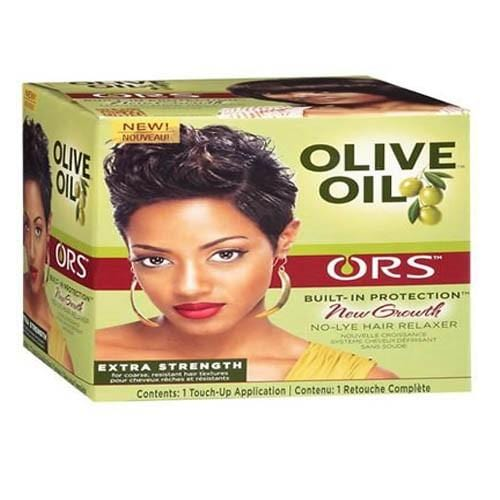 ORS New Growth No-Lye Hair Relaxer Extra Strength