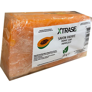 Xtrase Natural Papaye Soap 225 g