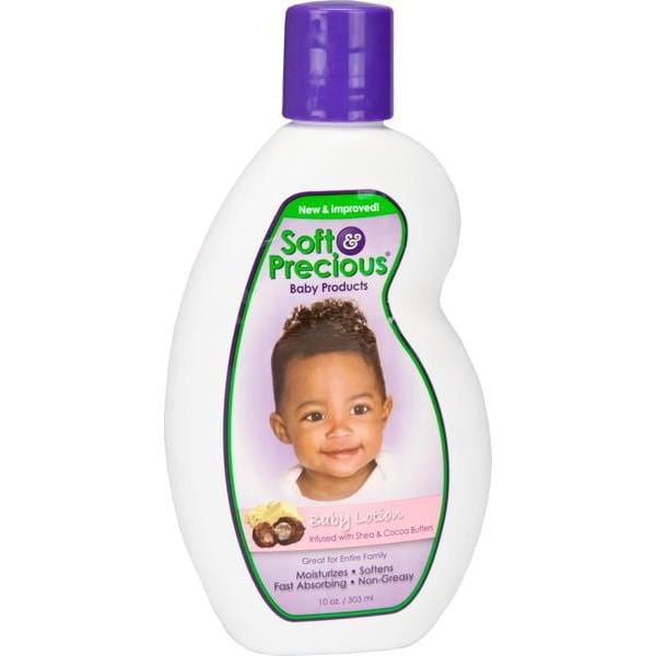 Soft & Precious Baby Lotion 10 oz