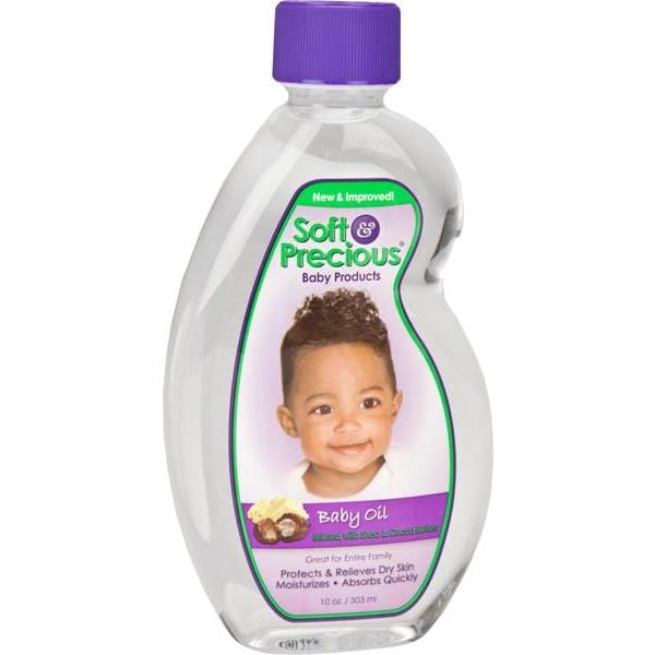 Soft & Precious Baby Oil 10 oz