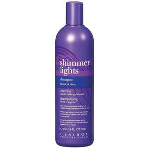 Clairol Shimmer Lights Shampoo Blond and Sliver 473 ml