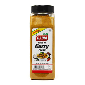 BADIA CURRY POWDER 453,6G