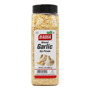 BADIA GARLIC MINCED 680,4 G