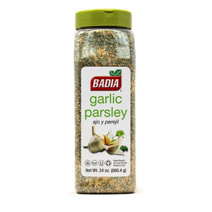 Badia Garlic Parsely 680.4 g