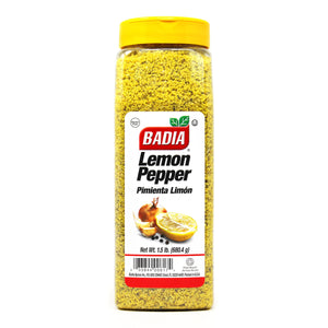 Badia Lemon Pepper 680.4 g