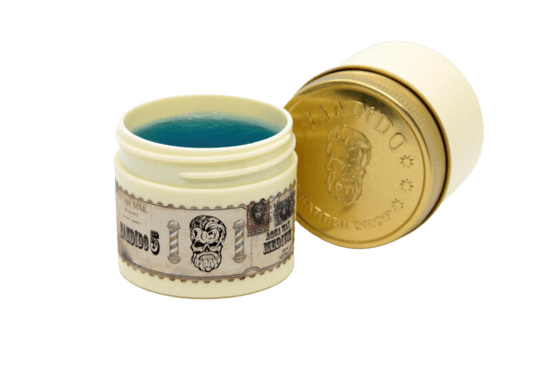 Bandido Aqua Wax Medium Nummer 5 125 ml