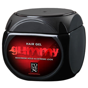 Gummy Hair Gel Maximum Hold Extreme Hold 700 ml