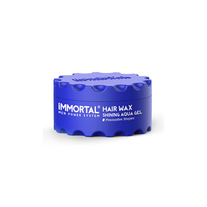 Immortal Hairwax Shining Aqua Gel 150 ml