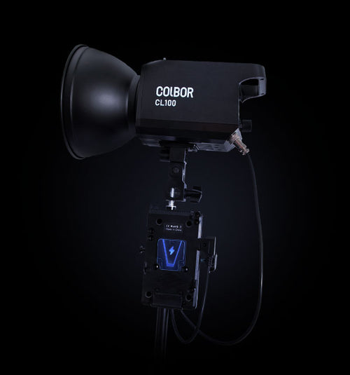 COLBOR CL100 Exclusive Power Solution for Mobile Filming