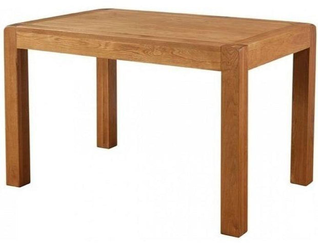 Ashstead Fixed Dining Table 120cm x 90cm