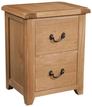 Spey 2 Drawer Filing Cabinet