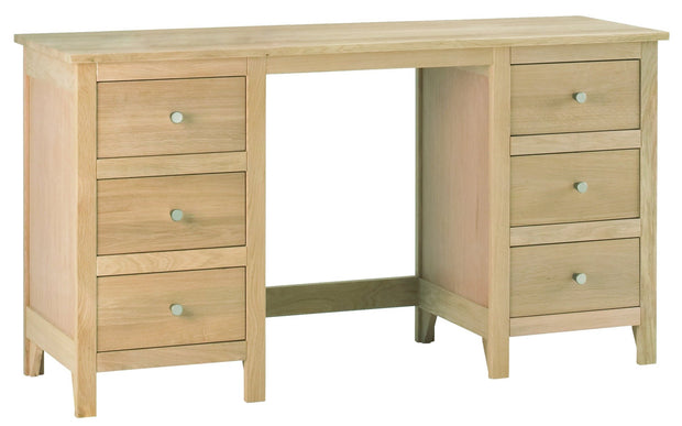 Newton Twin Pedestal Dressing Table