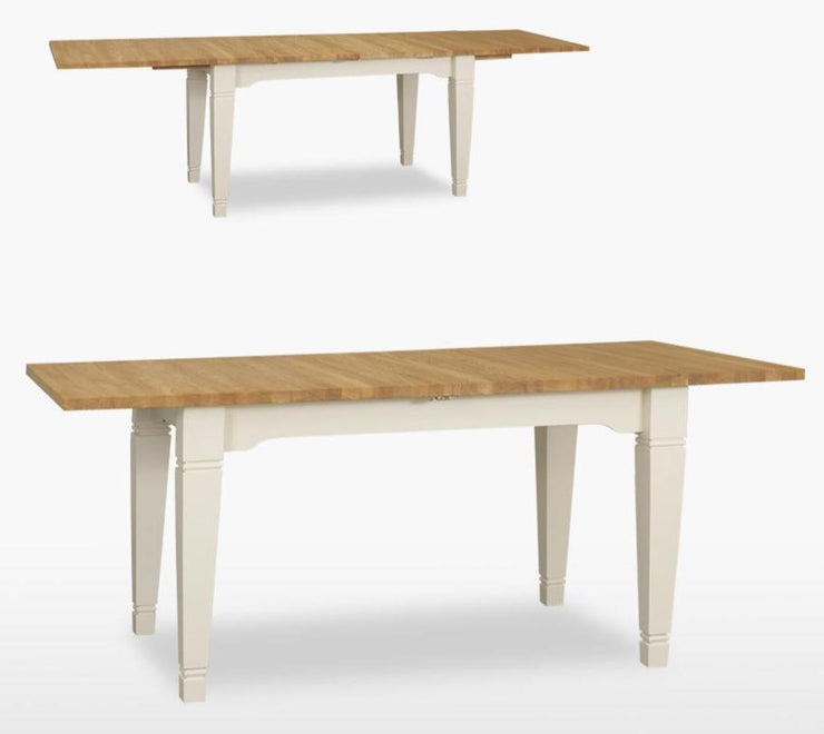 Colorado Small Table – Extending, 2 Leves