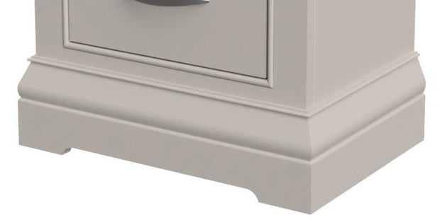 Coniston 2 Drawer Bedside Table